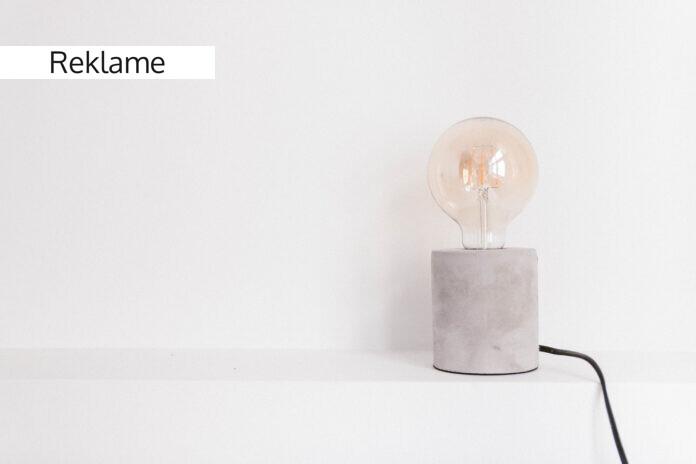Den rigtige lampe kan forvandle dit hjem
